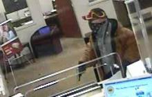 Police are searching for a man who tried to rob a Fayetteville bank Thursday morning.