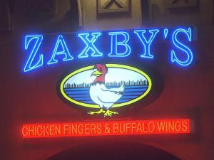 Zaxby's restaurant