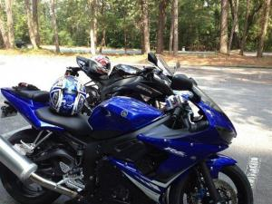 This Yahama YZF-R6s was stolen from Amelia Village Apartments in Clayton on Feb. 27.