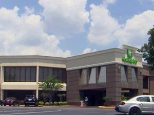 Holiday Inn Bordeaux in Fayetteville