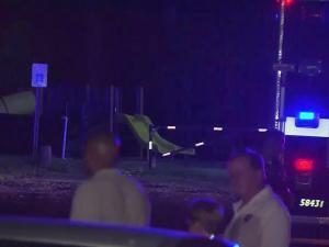 A teenager was killed Thursday night in a shooting at a Durham park, police said.