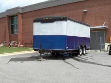 School band scrambles after equipment trailer stolen