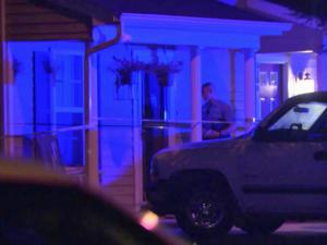 Raleigh police were investigating a death early Saturday at a home in the Hedingham subdivision.