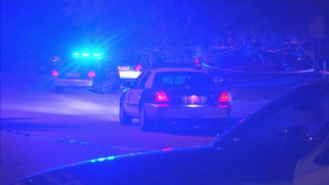 Man dies outside Raleigh townhouse