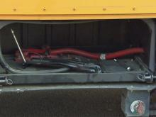 61 batteries stolen from Wake County school buses