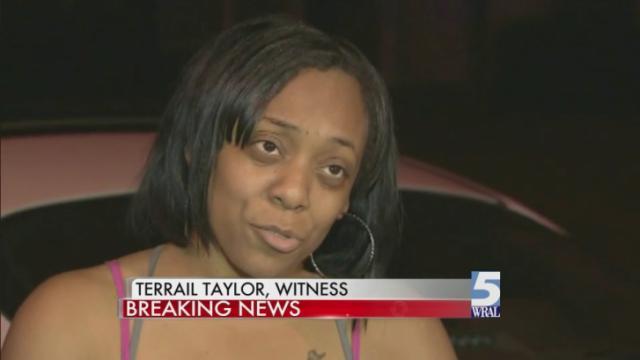 Witness: Car was speeding before crash