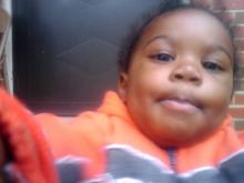A 2-year-old boy who was reported missing from a downtown Durham bus terminal was found early Monday and returned to his mother, who screamed with joy when she saw him.