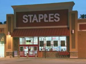Staples store in Wake Forest
