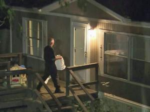 A man trying to break into a home in the 300 block of Stoney Creek Circle on Aug. 23, 2013, was shot and killed by someone inside the home, the Durham County Sheriff's Office said.