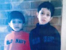 Daniel Banegas Diaz, right, and his brother, Jeremias Banegas Diaz, were taken by their mother Tuesday morning from the parking lot of Hillandale Elementary School in Durham, police said.