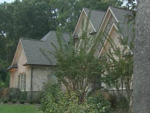 The Wake County Sheriff's Office was canvassing a neighborhood off Penny Road Thursday night in an effort to generate leads about a recent home invasion in which a woman reported waking in the middle of the night to find an armed man in her bedroom.
