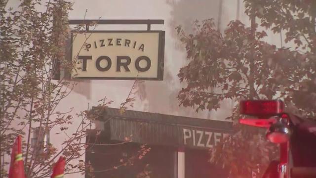 fire pizzeria toro