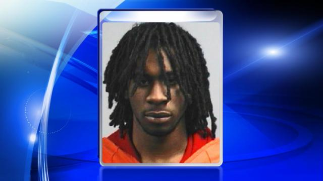 Goldsboro police arrested Karcellius Tyquan Sutton on Dec. 31, 2013 in connection with a Dec. 20 attempted murder.