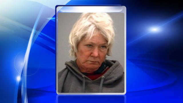 A Raleigh woman faces multiple counts of arson for allegedly setting fires at an elementary school and two homes on Monday.