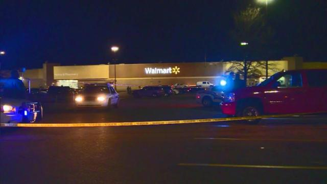 Man shot outside Fayetteville Walmart