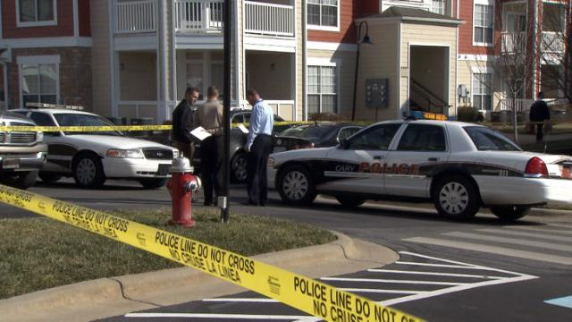 Cary homicide investigation