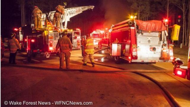 Photo courtesy: Wake Forest News