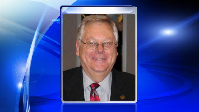 Apex Mayor Bill Sutton