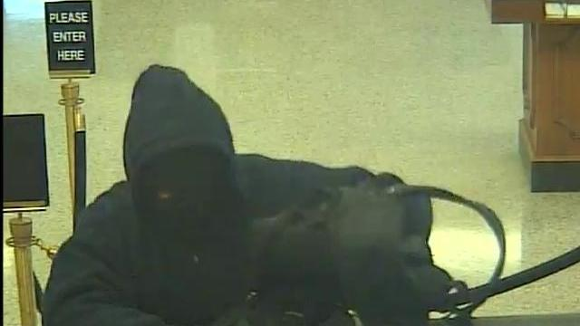 The First Citizens Bank on North Main Street in Franklinton was robbed Wednesday morning.