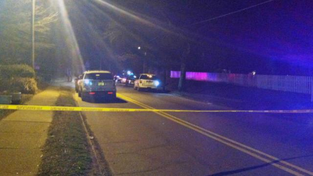 A woman was found dead Wednesday night near the intersection of Holloway Street and Guthrie Avenue, Durham police said.