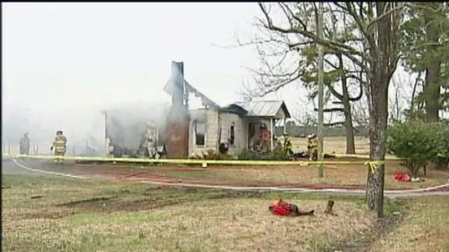 Two dead in Edgecombe County fire