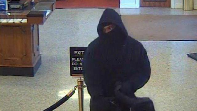 A First Citizens Bank branch in Franklinton was robbed on March 13, 2014.