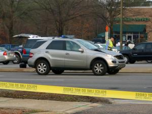 Police were investigating a fatal wreck involving at least one car and a pedestrian early Thursday on Capital Boulevard in north Raleigh.