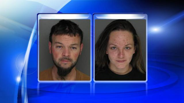 Curtis Ray Hardy, 32, of the 1200 block of Samuel Medlin Lane in Cameron, and Julianna Rae Campbell, 25, of the 600 block of McIntosh Road in Carthage, were charged in multiple thefts.