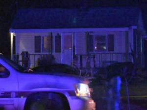 Two people were injured late Tuesday in a shooting in the Linden community in northern Cumberland County, the sheriff's office said.