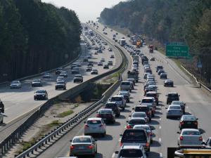 Two cars and a tractor-trailer were involved in a wreck Tuesday morning on Interstate 40 East between Aviation Parkway and Harrison Avenue near Cary, state Highway Patrol officials said.