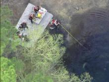 Sky 5: Authorities search for clues in South River