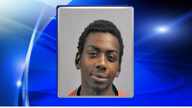 Police charged a 23-year-old man with robbing a New Century Bank branch in Goldsboro Friday.