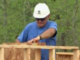CEOs build homes for the less-fortunate