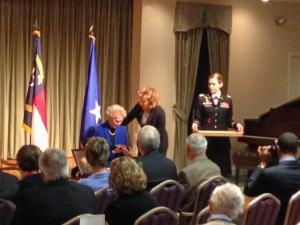 Durham man gets Bronze Star