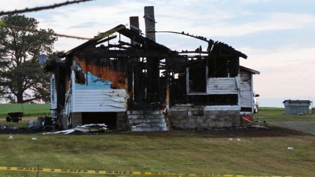 Granville County fire