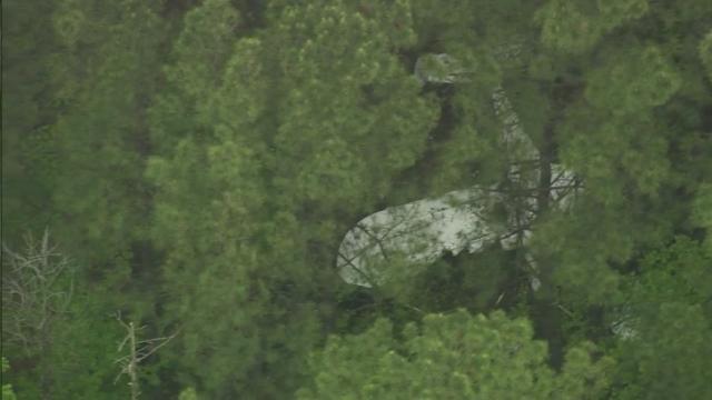 Apex plane crash