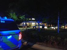 Officer injured in incident at Raleigh apartment complex