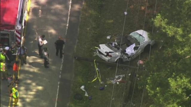 Johnston County fatal wreck