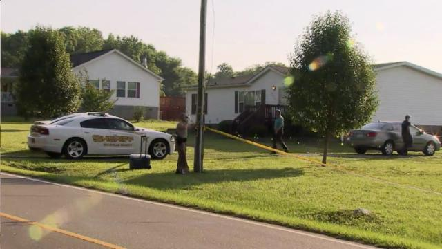 Granville County shooting