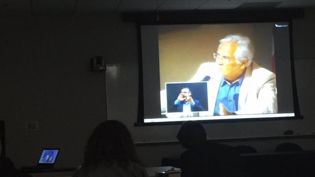 Scholars from the Smithsonian Institution and the Universidad del Turabo in Gurabo, Puerto Rico, discussed Puerto Rican culture and literature Thursday in a session available online at museums across the country, including the N.C. Museum of History.