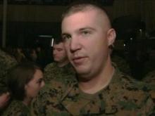Camp Lejeune troops headed to Afghanistan