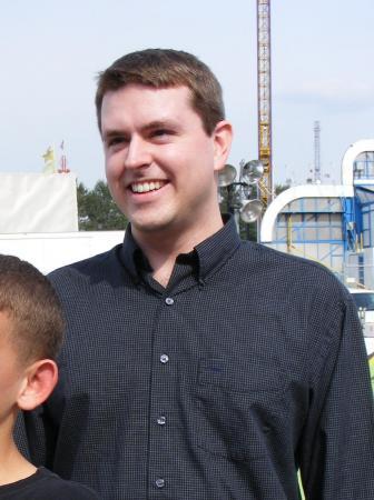 The North Carolina State Fair Seriously Twisted Sub Contest Winner William Dawson.