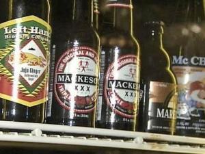 Bars, Restaurants to Recycle Liquor Bottles, Beer Cans