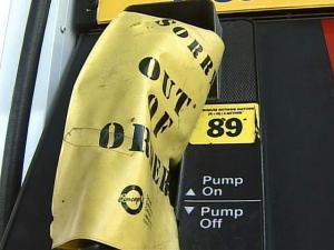 It'll be another week or two before all gas stations in North Carolina are fully supplied, experts said Monday.