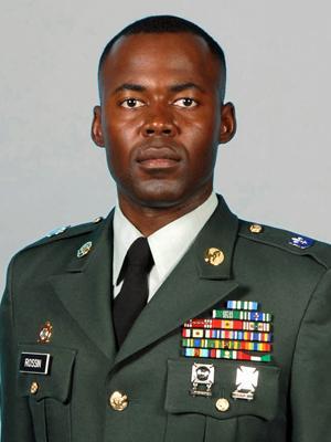 Sgt. 1st Class Tarmall F. Rossin