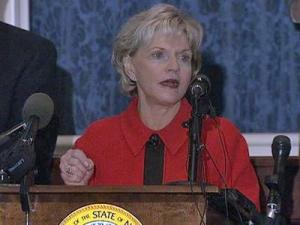 Gov. Beverly Perdue on Wednesday called on lawmakers negotiating the state budget to find more ways to generate additional revenue in an effort to help lessen the severity of cuts in education.