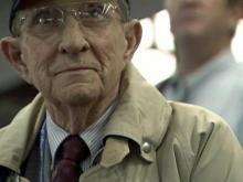 Vets visit WWII memorial
