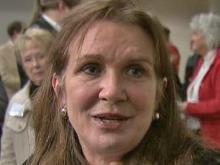 Elizabeth Edwards talks health care