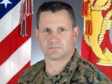 Col. Pete Petronzio retired as commander of the 24th Marine Expeditionary Unit, based at Camp Lejeune, on Friday, Sept. 17, 2010.