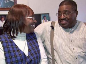 Bettie Whitaker donated a kidney to her husband, James. The couple will soon celebrate 40 years of marriage.